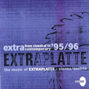Extraplatte '95/96 From classical to contemporary